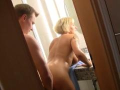 arschfick nach dem duschen