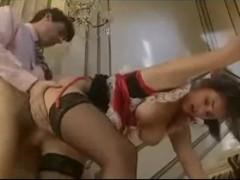 analsex mit geiler brunette